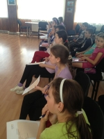 "Eveniment Europainter Junior - prezentare ""Drepturile cetatenilor U.E."" 1"